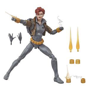 [Marvel Legends: Action Figure: Black Widow (Grey Suit) (Product Image)]