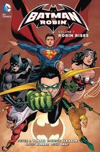 [Batman & Robin: Volume 7: Robin Rises (Product Image)]