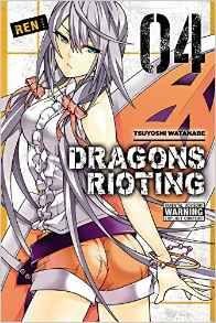 [Dragons Rioting: Volume 4 (Product Image)]