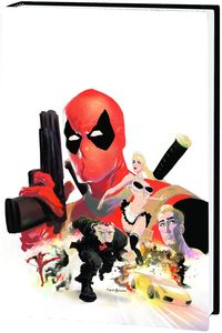 [Deadpool MAX: Nutjob (Premiere Edition Hardcover) (Product Image)]