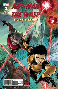 [Ant-Man & The Wasp: Living Legends #1 (Product Image)]