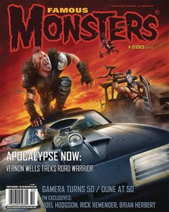 [Famous Monsters Of Filmland #280 (Mad Max Variant) (Product Image)]