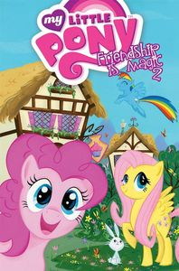 [My Little Pony: Volume 2 (Digest) (Product Image)]