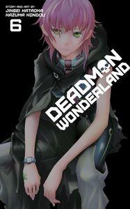 [Deadman Wonderland: Volume 6 (Product Image)]