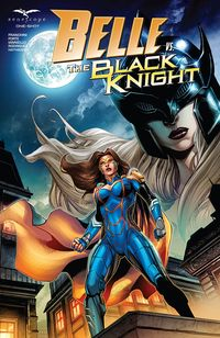 [The cover for Belle Vs Black Knight: One Shot #1 (Cover A Coccolo)]