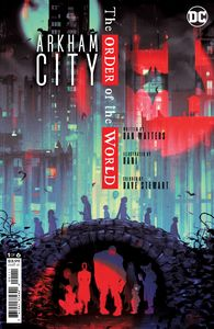 [Arkham City: The Order Of The World #1 (Product Image)]