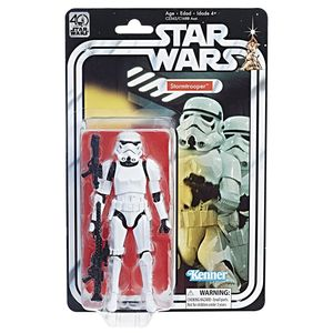 [Star Wars: Black Series: 40th Anniversary Action Figure: Stormtrooper (Product Image)]