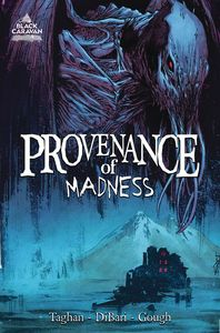 [Provenance Of Madness (Cover B Christian Dibari) (Product Image)]