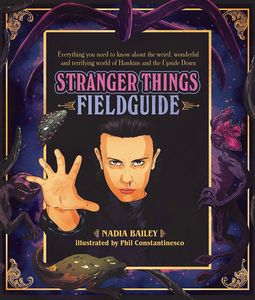 [The Stranger Things Field Guide (Hardcover) (Product Image)]