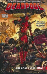 [Deadpool: World's Greatest: Volume 2: End Of An Error (Product Image)]