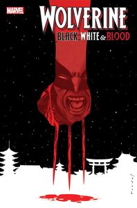 [Wolverine: Black White Blood #3 (Product Image)]