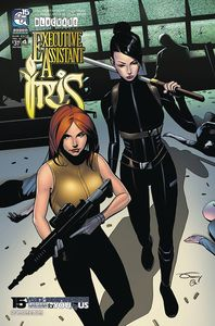 [Executive Assistant: Iris: Volume 5 #4 (Cover A Tran) (Product Image)]