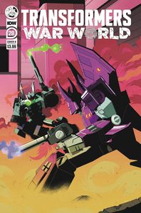 [Transformers #28 (Cover B Adam Bryce Thomas) (Product Image)]