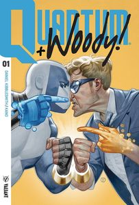 [Quantum & Woody (2017) #1 (Cover A Tedesco) (Product Image)]