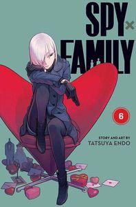 [Spy X Family: Volume 6 (Product Image)]