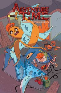 [Adventure Time: Volume 13: Dungeon Master (Product Image)]