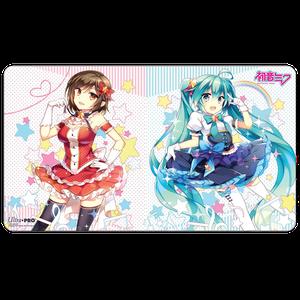 [Hatsune Miku: Digital Dreamland: Playmat: Starlight Melody Miku (Product Image)]