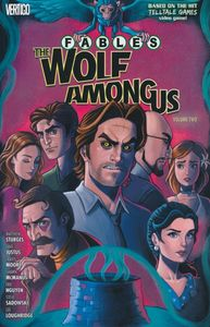 [Fables: The Wolf Among Us: Volume 2 (Product Image)]