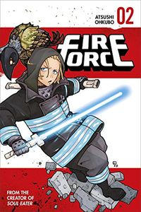 [Fire Force: Volume 2 (Product Image)]
