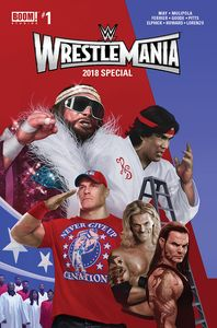 [WWE: Wrestlemania 2018 Special #1 (Product Image)]