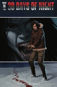 [30 Days Of Night #5 (Cover B Kowalski & Folny) (Product Image)]