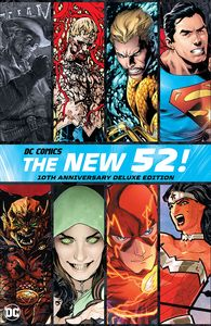 [The New 52: The 10th Anniversary Deluxe Edition (Hardcover) (Product Image)]
