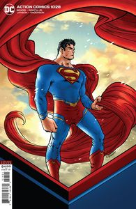 [Action Comics #1028 (Rafael Grampa Card Stock Variant) (Product Image)]