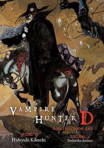 [Vampire Hunter D Omnibus: Book One (Product Image)]