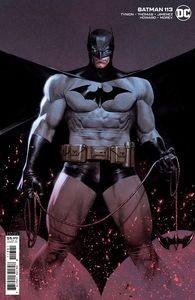 [Batman #113 (Cover B Jorge Molina Card Stock Variant (Fear State)) (Product Image)]