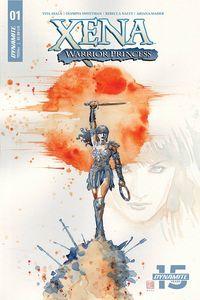 [Xena: Warrior Princess #1 (Cover A Mack) (Product Image)]