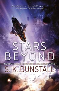 [Stars Uncharted: Book 2: Stars Beyond (Product Image)]