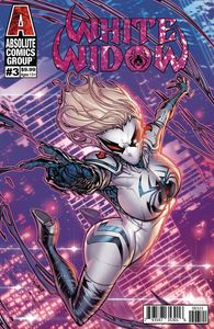 [White Widow #3 (Meyers Foil Cover B) (Product Image)]