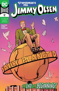 [Superman's Pal Jimmy Olsen #12 (Product Image)]