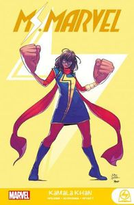 [Ms. Marvel: Kamala Khan (Product Image)]