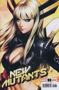 [New Mutants #1 (Artgerm Variant DX) (Product Image)]