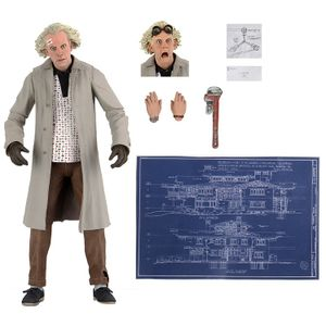 [Back To The Future: Action Figure: Ultimate Doc Brown (Product Image)]
