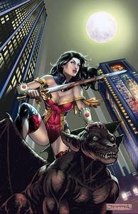 [Grimm Fairy Tales #8 (Cover A Abrera) (Product Image)]