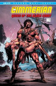 [Cimmerian: Queen Of The Black Coast #2 (Cover C Ed Benes) (Product Image)]