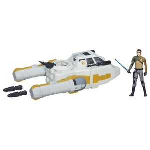 [Star Wars: The Force Awakens: Wave I Vehicles: Rebels Y-Wing Scout Bomber (3.75 Inch Version) (Product Image)]