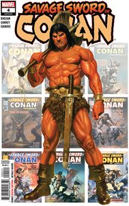 [Savage Sword Of Conan #4 (Product Image)]