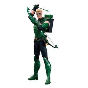 [DC Comics: The New 52: Action Figure: Green Arrow (Product Image)]