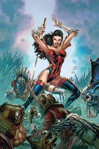 [Grimm Fairy Tales #36 (Cover B Vitorino) (Product Image)]