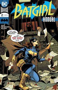 [Batgirl: Annual #2 (Product Image)]