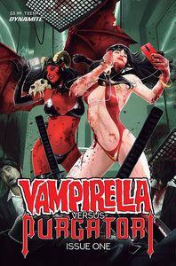[Vampirella Vs Purgatori #1 (Maine Bonus Variant) (Product Image)]