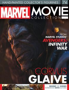 [Marvel Movie Collection #74: Glaive (Product Image)]