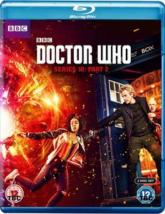 [Doctor Who: Series 10: Part 2 (Blu-Ray) (Product Image)]