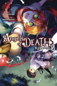 [Angels Of Death: Volume 3 (Product Image)]