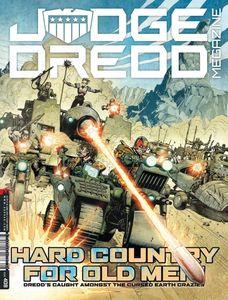 [Judge Dredd Megazine #408 (Product Image)]