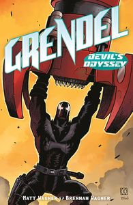 [Grendel: Devils Odyssey #5 (Cover A Wagner) (Product Image)]
