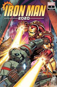 [Iron Man: 2020 #3 (Ron Lim Variant) (Product Image)]